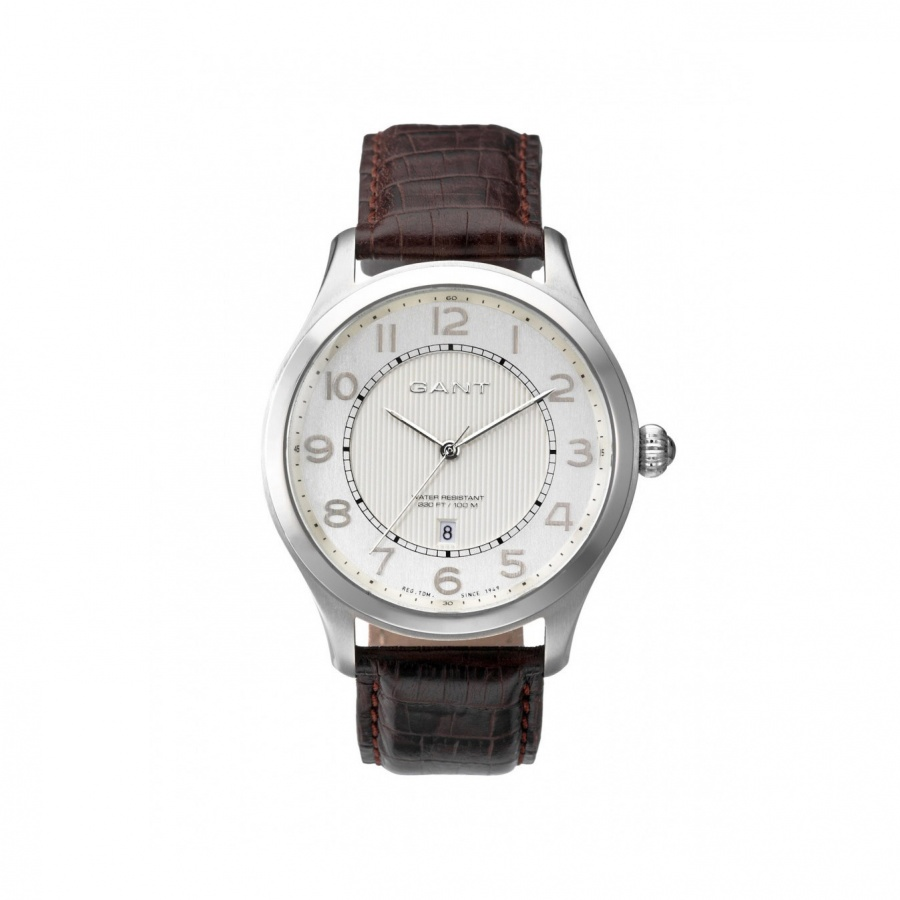 GantOutlet Comprar De En Hastings Reloj Strap Oficial Silver España sQdCthrx
