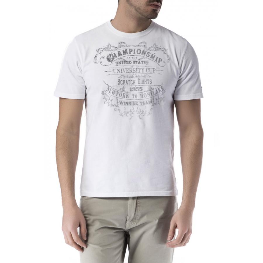 2913a21e5d1b4 Comprar Camiseta algodón estampada Vintage 55