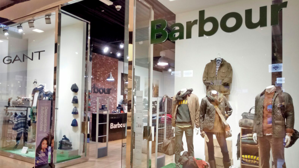 Barbour Gant - Coruña The Style Outlets